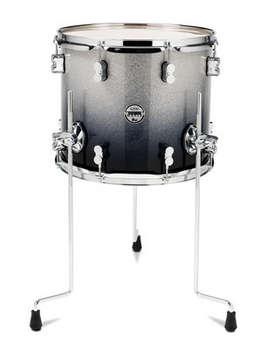 PDP Concept Maple, Golvpuka - Silver to Black Sparkle