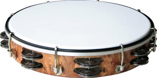 Tamburin - klassisk modell