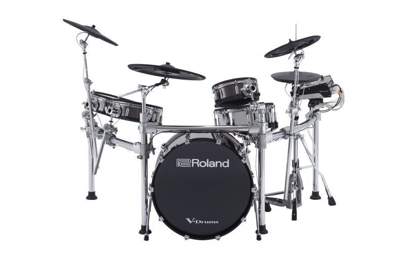 Roland TD-50KVX V-Drums med bastrumman KD-220