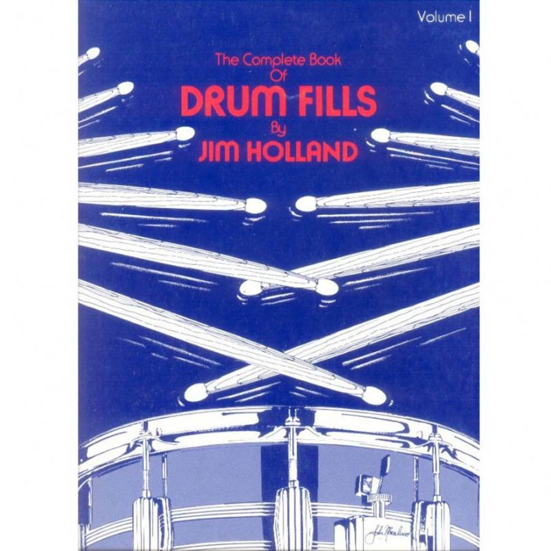 The Complete Book Of Drum Fills