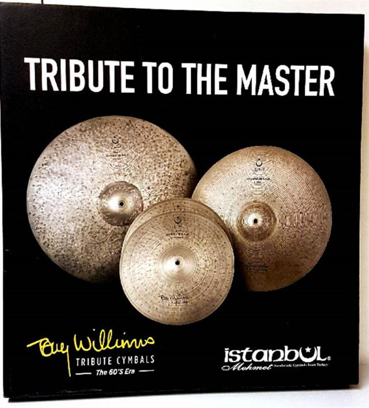 Istanbul Tony Williams SET (TW-HH14 -TW-C18 -TW-R22-1 bag)