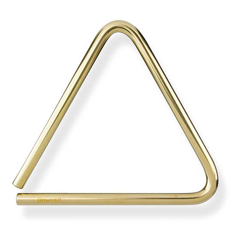 Grover Pro Percussion 4″ Bronze Piccolo Triangle