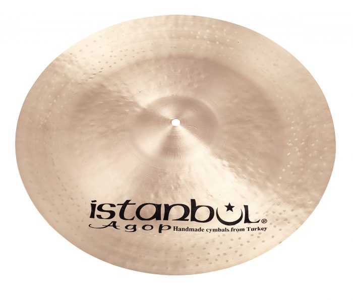 18″ Istanbul Agop Traditional China