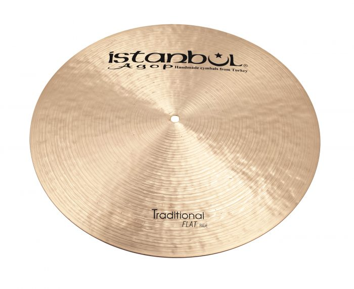 """19"""" Istanbul Agop Traditional Flat Ride"""