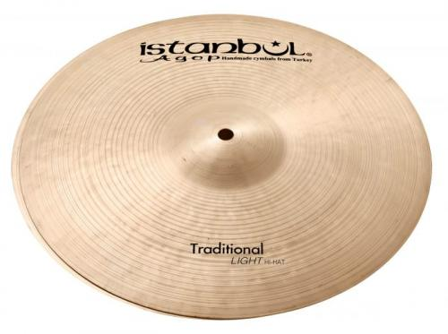 15″ Istanbul Agop Traditional Light Hi-Hats