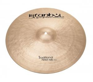 16″ Istanbul Agop Traditional Paper Thin Crash