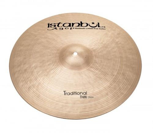 14″ Istanbul Agop Traditional Thin Crash
