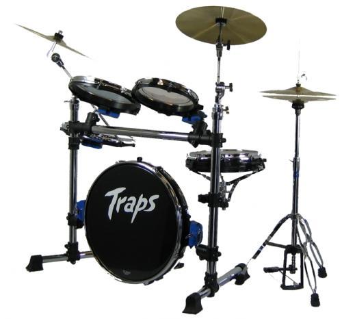 Traps A400 - Kompakt/portabelt trumset