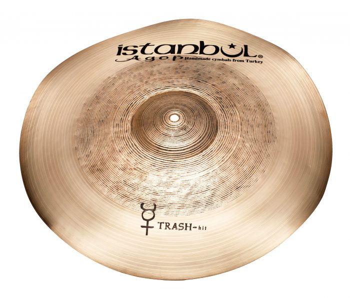 14″ Istanbul Agop Traditional Trash Hit
