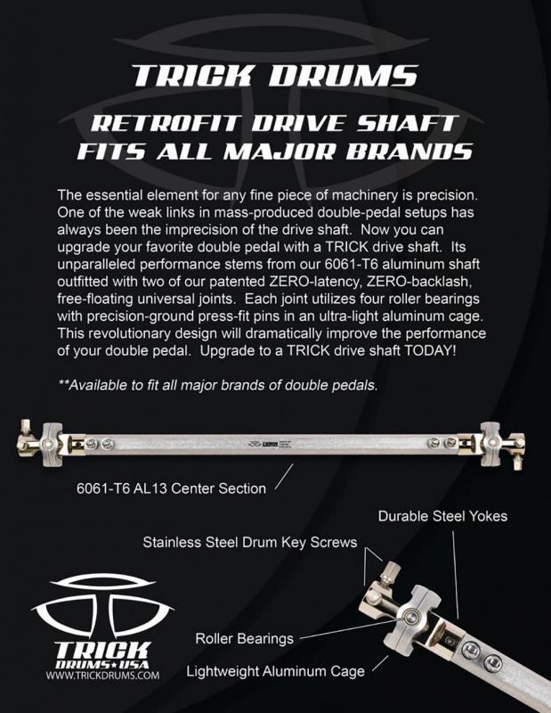 Trick Drive shaft