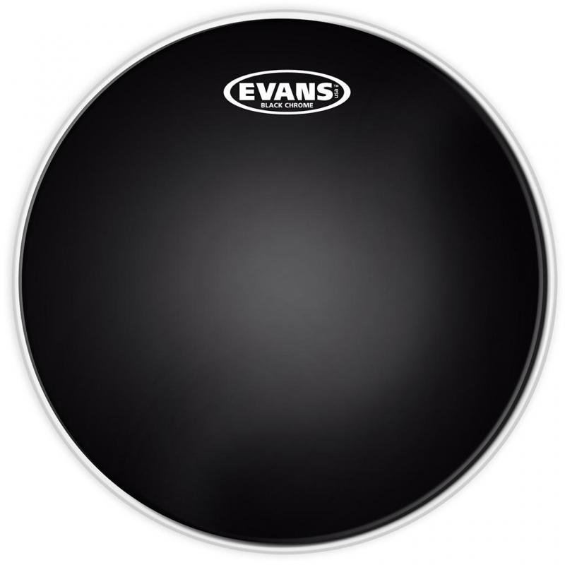 """10"""" Black Chrome, Evans"""