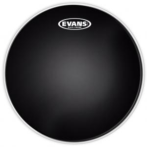 "12"" Black Chrome, Evans"