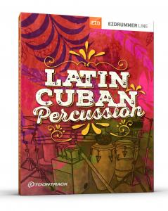 Latin Cuban Percussion EZX