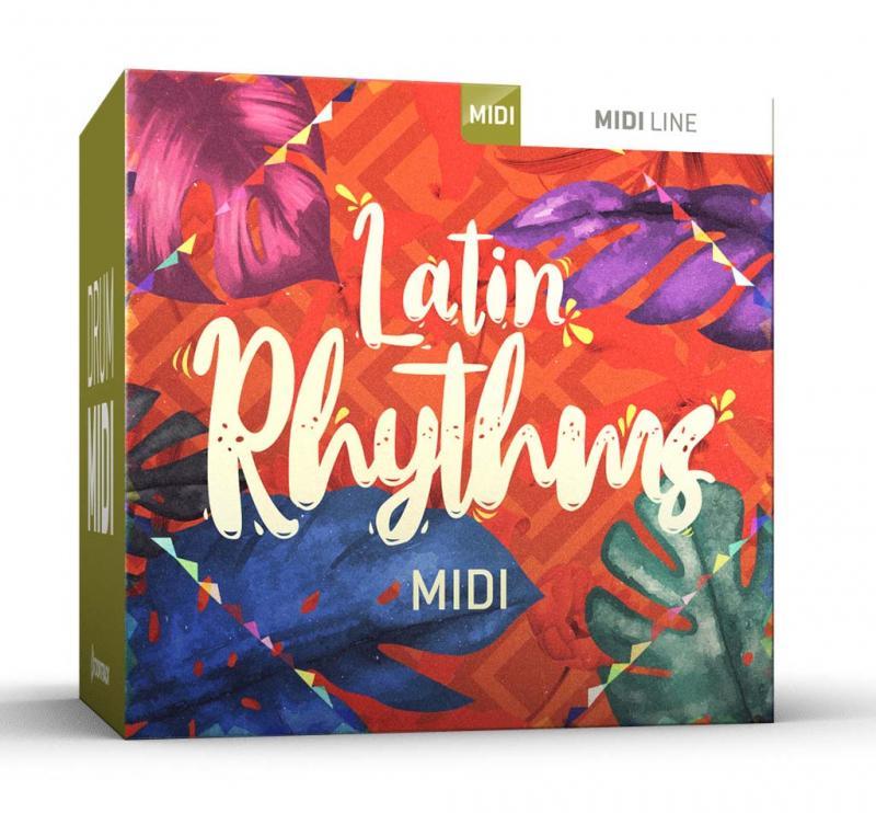 Latin Rhythms MIDI
