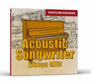 Acoustic Songwriter EZkeys MIDI