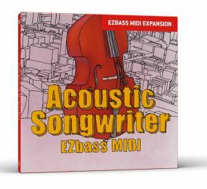 Acoustic Songwriter EZbass MIDI