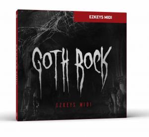 Goth Rock EZkeys MIDI