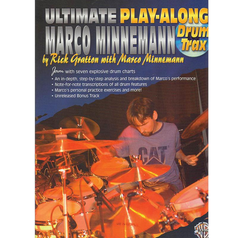 Marco Minnemann Ultimate Play Along