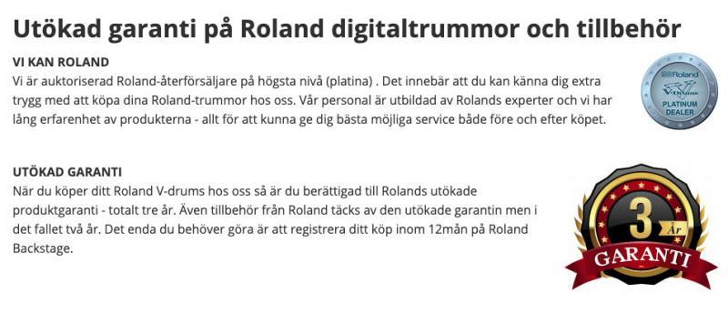 Roland TD-27DP - uppgraderingspaket