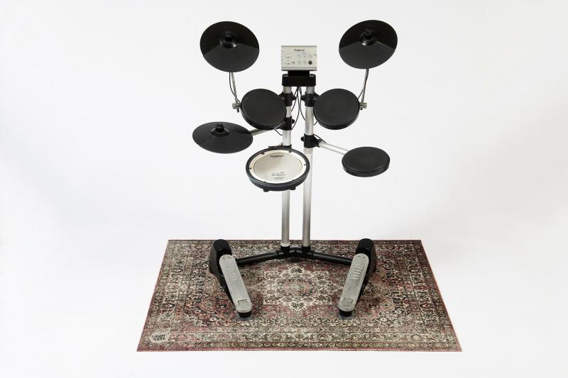 Trummatta Persian Stage Mat Classic Worn 130×90cm, Drum n Base