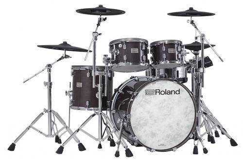 Roland Flagship VAD Kit Gloss Ebony, VAD706-GE KIT