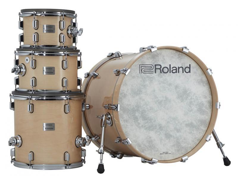Roland Flagship VAD Kit Gloss Natural, VAD706-GN KIT