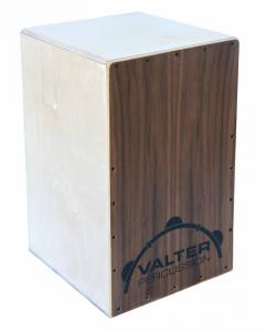 Custom Box Valnöt, Valter Percussion