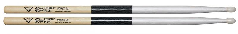 5A Vater Extended Play Power – Nylon Tip