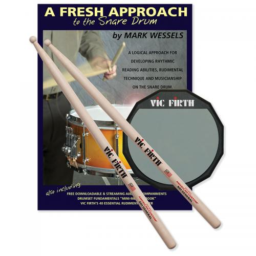 Fresh Approach Starter Pack, Vic Firth