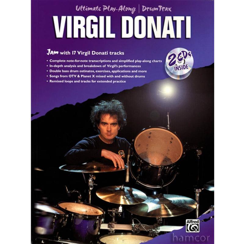Virgil Donati Ultimate Play-Along