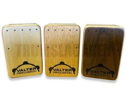 Shaker Box 3-p, Valter