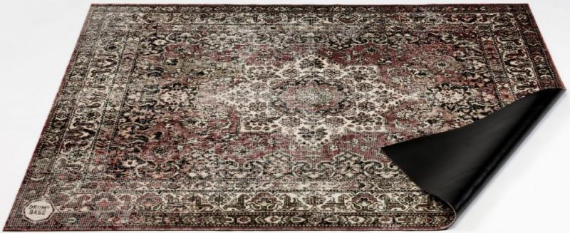 Trummatta Persian Stage Mat Classic Worn 185 x 160cm, Drum n Base