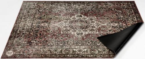 Trummatta Persian Stage Mat Classic Worn 185 x 160cm, Drum n Base