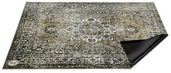 Trummatta Persian Stage Mat Green 185 x 160cm, Drum n Base