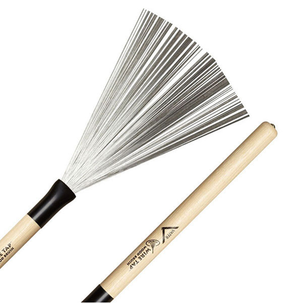 Vater Wooden Handle Wire Brush
