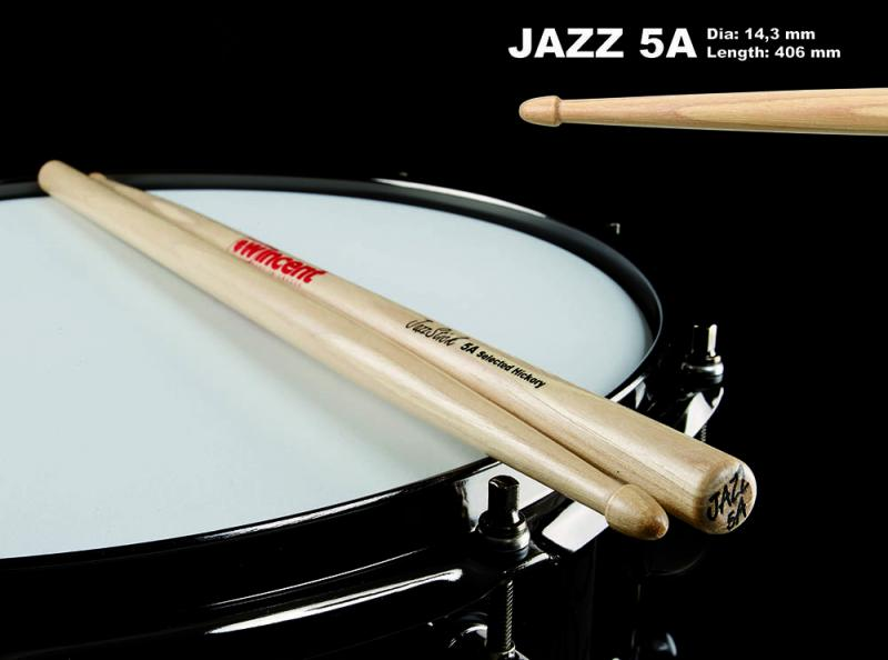 Jazz 5A, Wincent JS5A