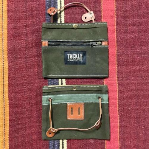 Tackle Gig Pouch Forest Green