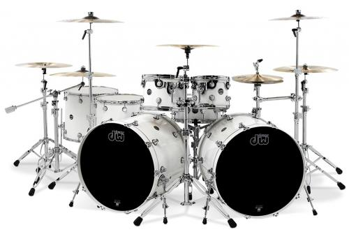 DW Performance, White Ice - 3-delars set