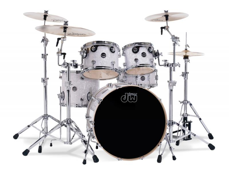 DW Performance, White Marine Pearl - 3-delars trumset