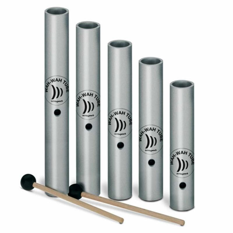 Schlagwerk WT5 Wah-Wah Tubes Set of 5