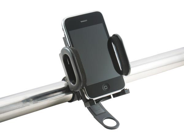 mobilhållare till stativ