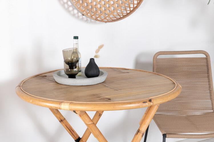 CANE Cafébord - Ø80