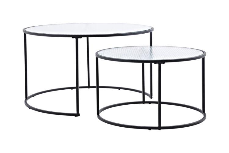 TWIN Satsbord - Ø80/Ø60