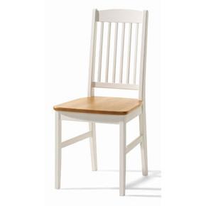 Boden stol vitlack