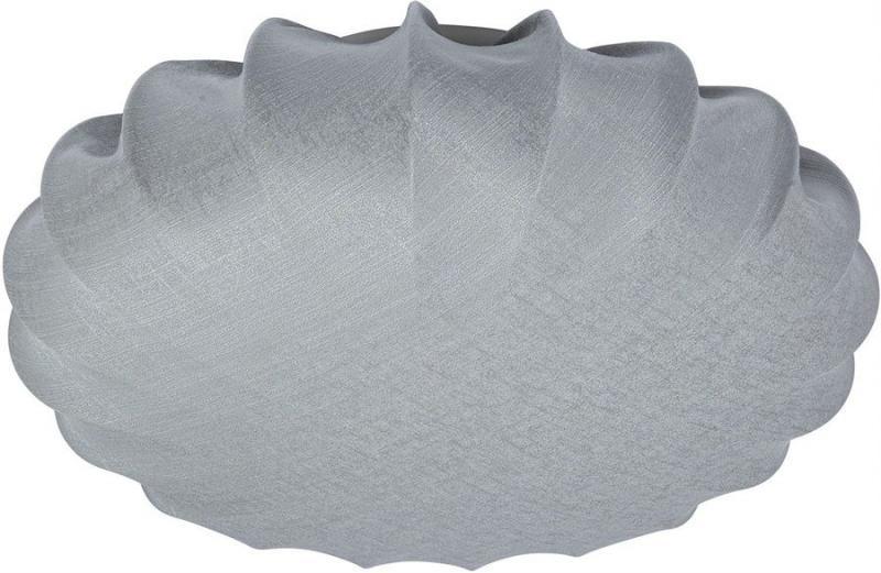 Plafond carnaby silver 55cm