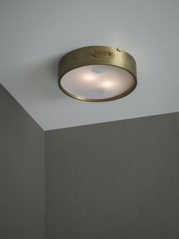 Norton plafond mässing 40cm