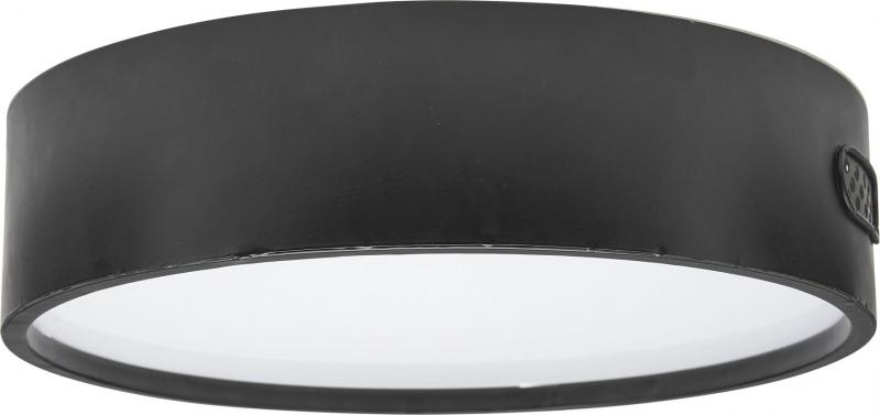 Norton plafond svart 40cm