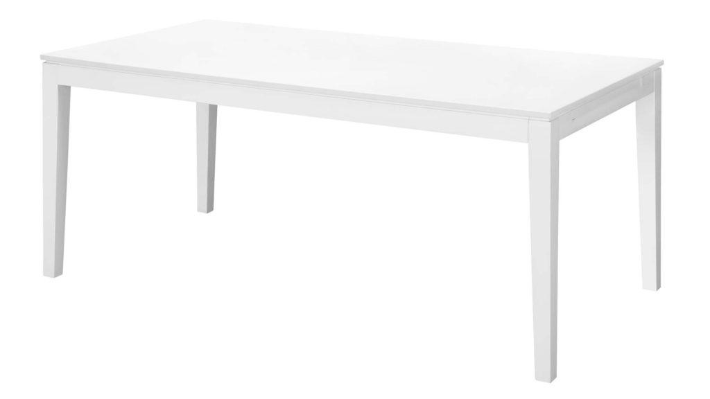 Brandsø matbord m 2 klaff.180(270)x90-