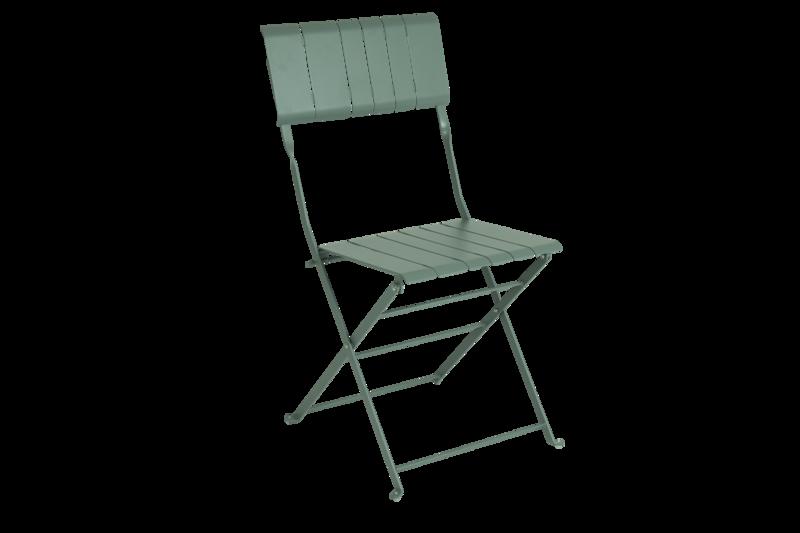 Bradano stol fällbar grön