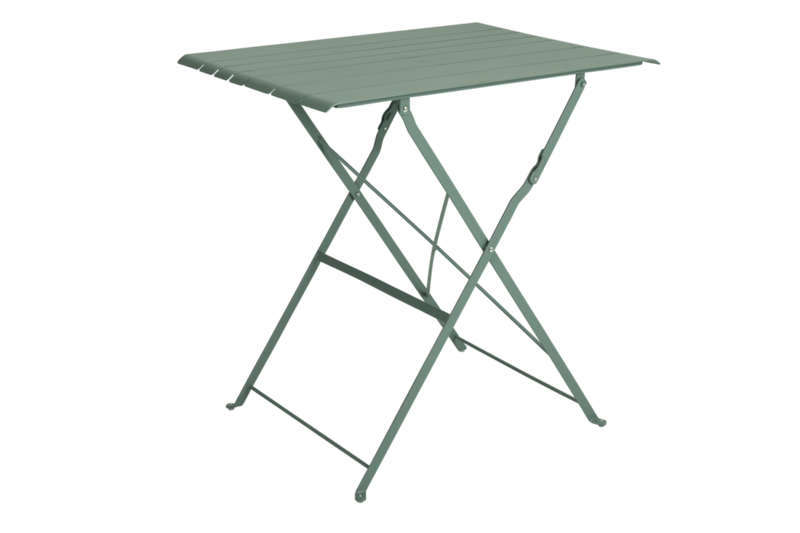 Bradano bord fällbar H71 grön